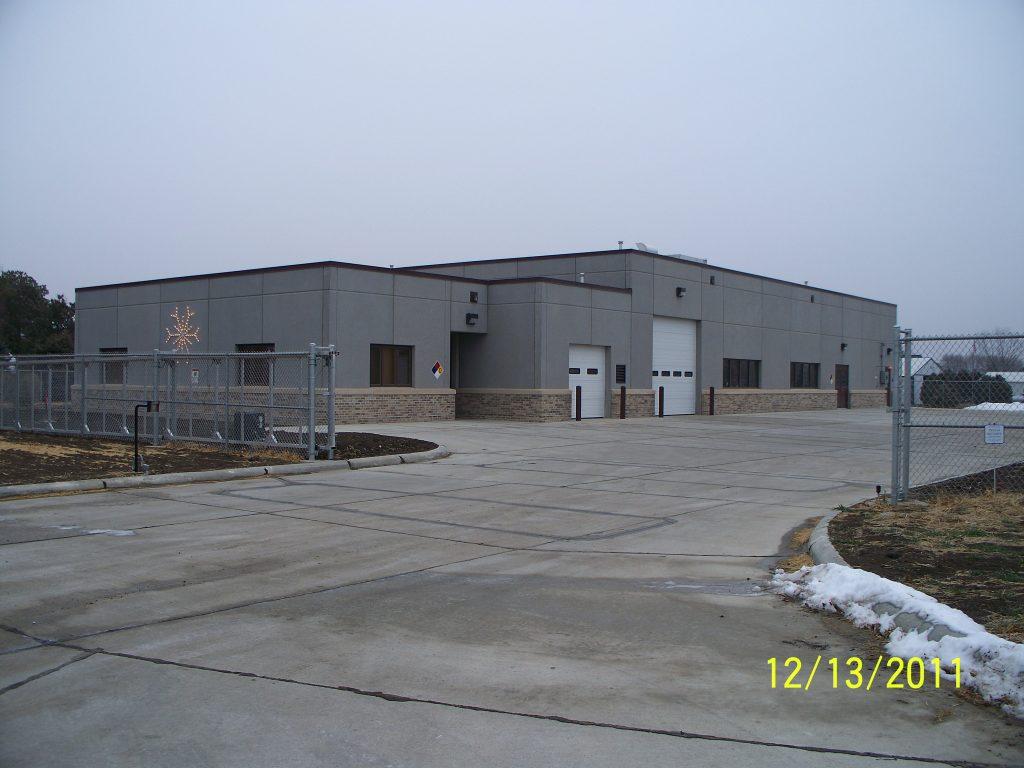 Public Works building