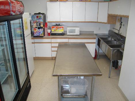 Sergeant Bluff Community Center Kitchen