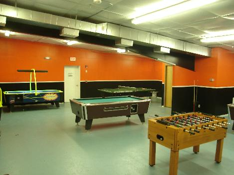 Sergeant Bluff Community Center Game Room
