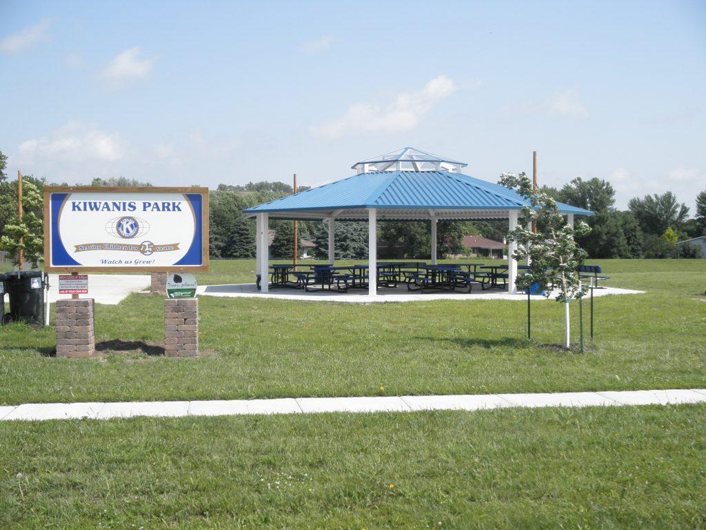 Kiwanis Park Shelter House