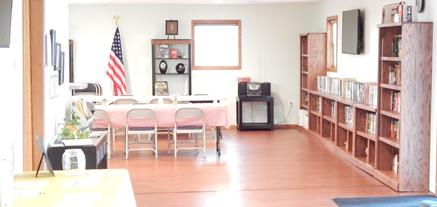 Senior Center Room