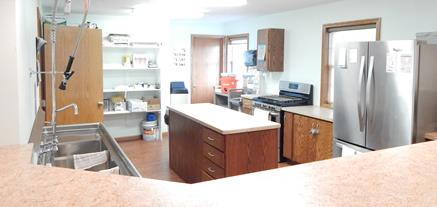Senior Center Kitchen